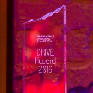 DRIVE Award