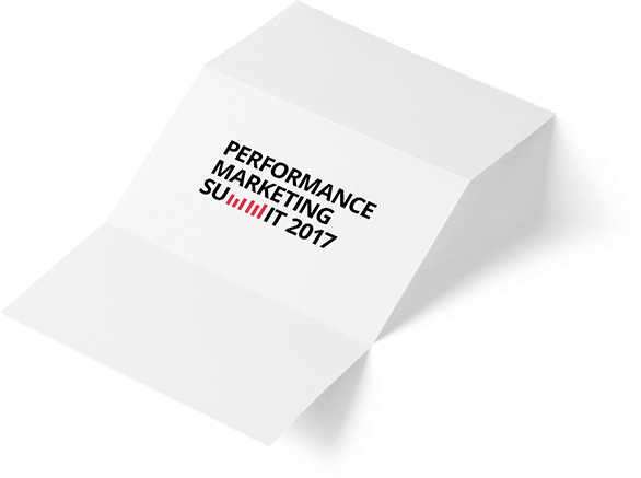 flyer Performance Marketing Summit